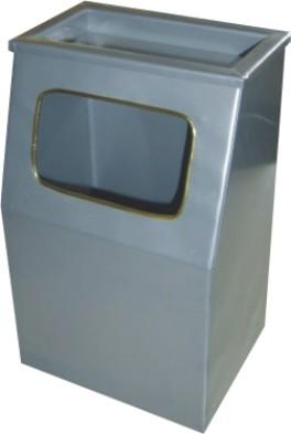 Coletor de lixo em aço - AM38
