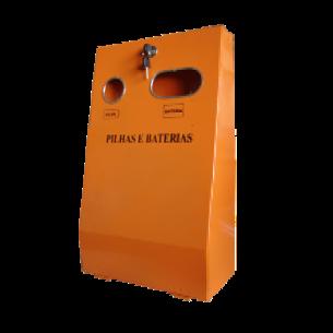 Coletor para pilhas e baterias - AM43